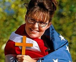 """When fascism comes to America, it will be wrapped in the flag and carrying a cross."" Sinclair Lewis"