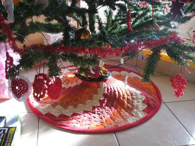 Barbarics Amarill-karácsonyfa-szoknya