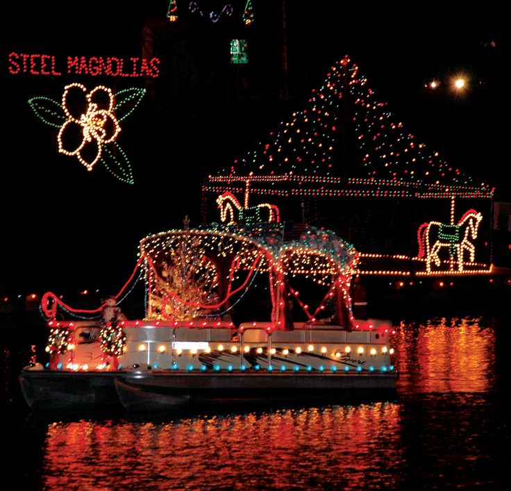 Natchitoches Christmas Festival of Lights Louisiana