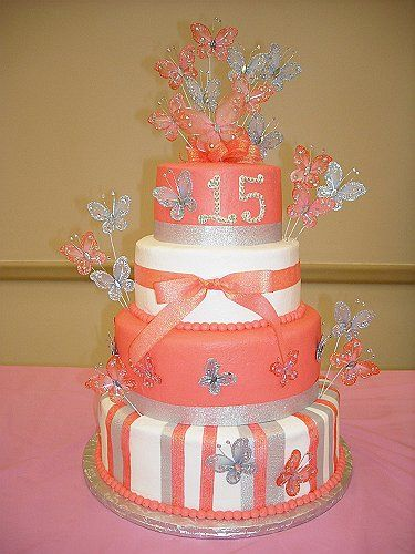 Quinceanera Cakes | Fabys_Quinceanera_Cake | Cakes By Erika