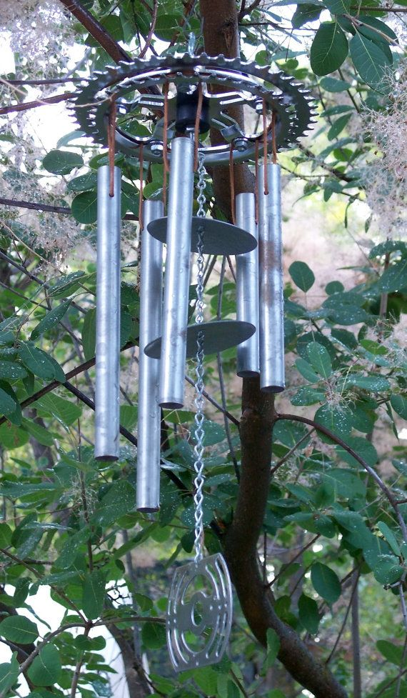 Bicycle Gear wind chimeinteresting I may have