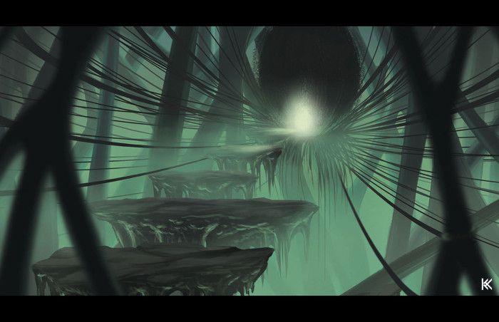 Environmental Concepts 'Sleeping Beauty' Character Concepts 'Enceladus' VR Storyboard for Nirvaniq.com 'The Orange' Short Comic 'Pyramid Hams' Storyboard forthecampfire.ca