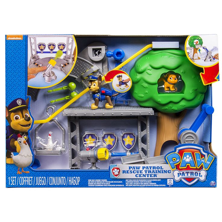 Paw Patrol Rescue Training Centre | ToysRUs Australia, Official Site - Toys, Games, Outdoor Fun, Baby Products & More