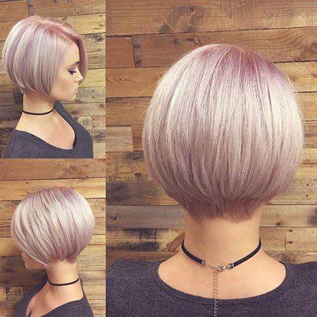 20 Kurze Bob Frisuren Fur Feines Haar Haarschnitt Kurz Frisuren Bob Feines Haar Haarschnitt