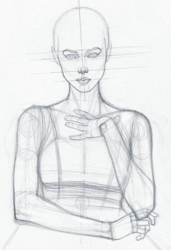 https://www.facebook.com/Stefano-Lanza-Study-of-structure-of-human-body-1479159998770051/  #anatomy #draw #drawing #pencil #study