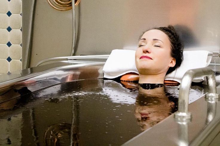 Bad Driburg - Wellness- und SPA - Medical Wellness - Mud Bath - Wellness Hotel - Luxury Travel Blog #travelblog #luxury #travel #spa #wellness #yoga #relax #retreat #germany #moorbad #mudbath