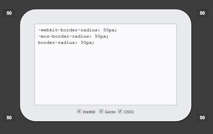 border radius generator