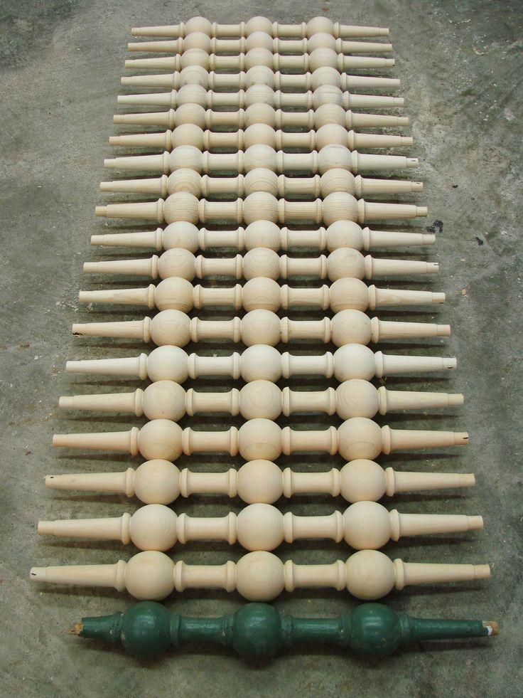 Custom spindle duplication.
