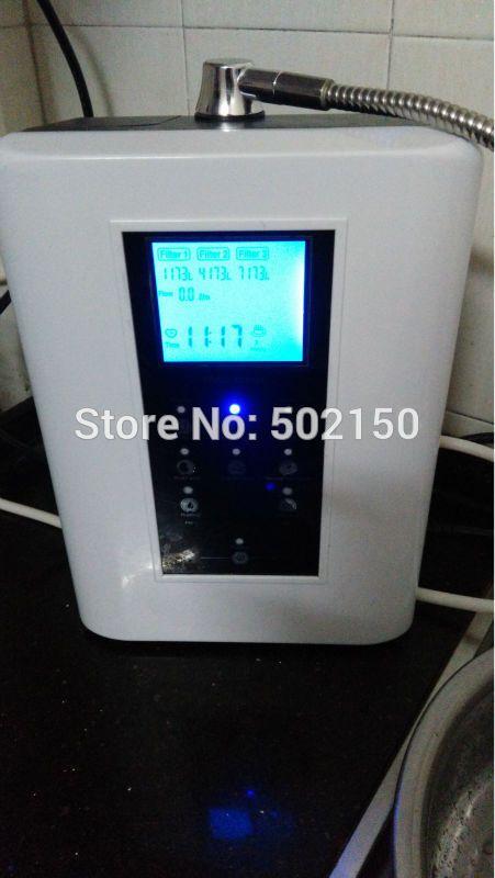 110V OH-806-3W Under Sink Use and Ionizer Alkaline Water Ionizer