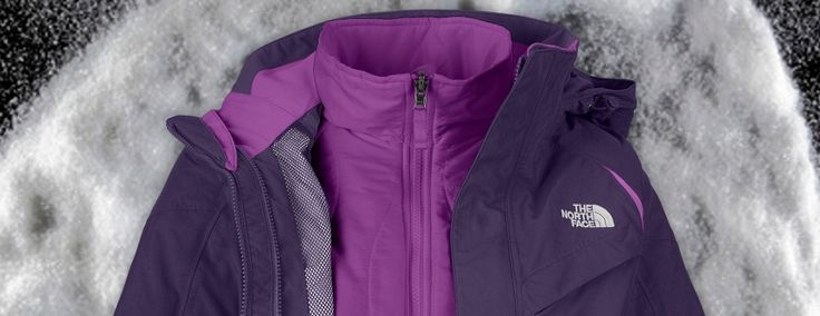 Innovative Zip Up Jackets | Free Shipping | The North Face®