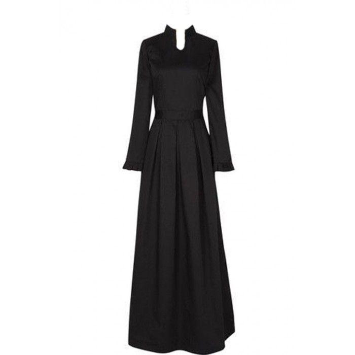 Vista - Western mix Muslimah jubah
