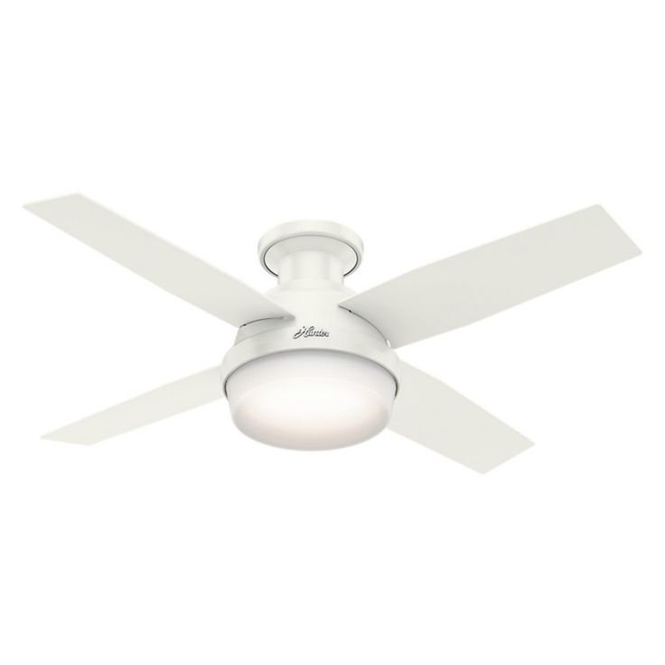 44 White Downrod Close Mount Indoor Outdoor Tropical: Best 20+ Hunter Ceiling Fan Remote Ideas On Pinterest