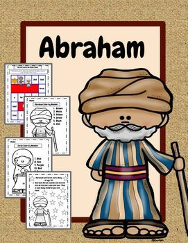 Teach your students about the life of Abraham.  Your students will learn when Abraham follows God, leaving home and family.  Learn about when Abraham and Sarah had a baby, Isaac.  Your students will learn how God tested Abraham.  Included are games, activities, interactive notebook activities, coloring by number and other educational pieces to reinforce this great man of faith.This will fit into any Christian Based Homeschool or Sunday School. *Interactive Notebook is a term used to simply…