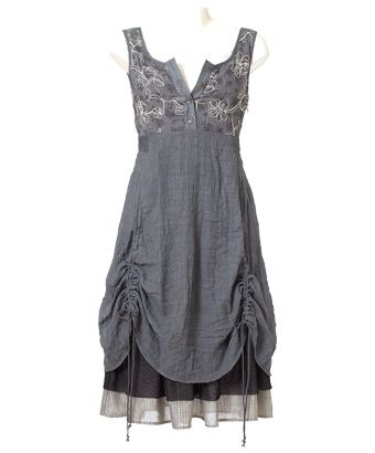 LD341 - Up And Down Dress  - Up And Down Dress, Women's Clothing, Womens Clothing, Clothing, Accessories, Joe Browns