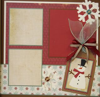 Mom and Me Scrapbooking: Calendar pages are a GO!