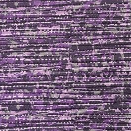 Blake Blackcurrent drapery fabric by Ashley Wilde  #charlesparsonsinteriors #fabric #material #curtains #drapery #cushions #purple #print  #ashleywilde