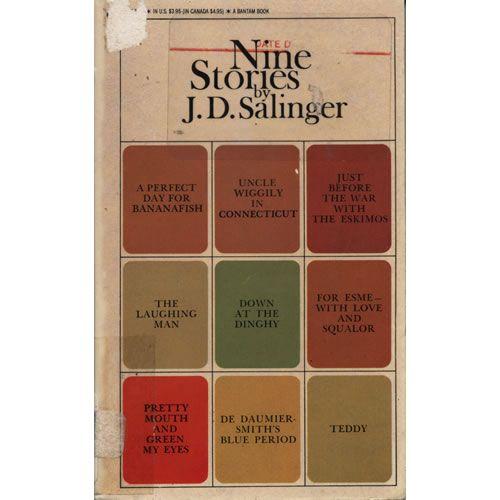 Nine Stories, J.D.Sallinger