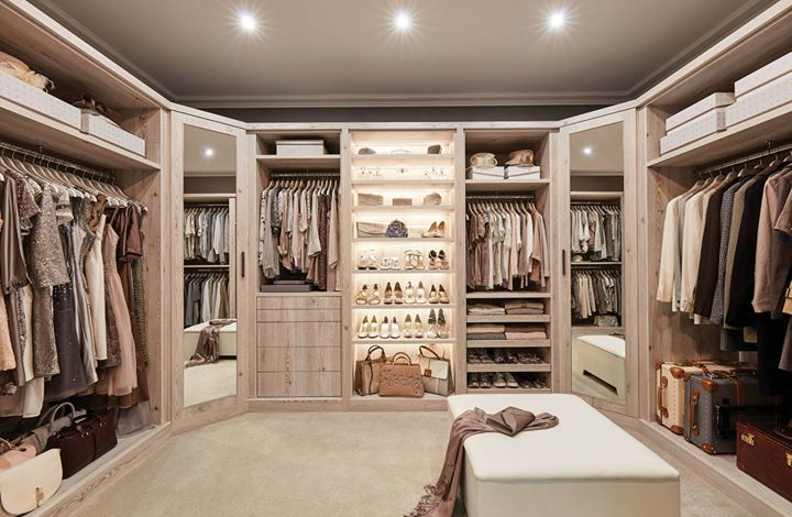 What do you think of this custom closet? Talk