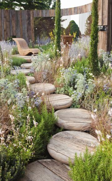 102 best Garten und Co images on Pinterest Gardening, Yard ideas - trittplatten selber machen