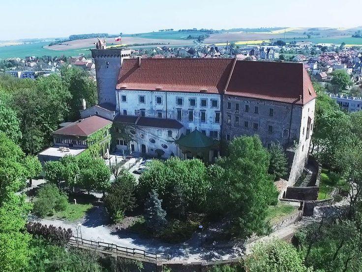 Zamek w Otmuchowie Poland