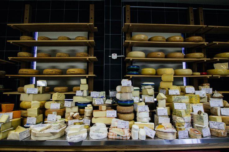 Canterbury Cheesemonger, Christchurch, New Zealand