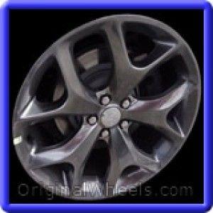 Dodge Charger 2015 Wheels & Rims Hollander #2523A  #Dodge #Charger #DodgeCharger #2015 #Wheels #Rims #Stock #Factory #Original #OEM #OE #Steel #Alloy #Used