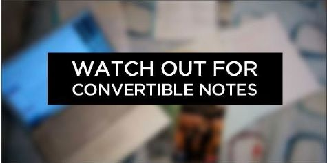 #Acquisory #Articles #ConvertibleNotes #Startups #India #RBI  ISSUE OF CONVERTIBLE NOTES BY START UPS – A BIG LEAP  http://www.acquisory.com/ArticleDetails/31/ISSUE-OF-CONVERTIBLE-NOTES-BY-START-UPS-%E2%80%93-A-BIG-LEAP