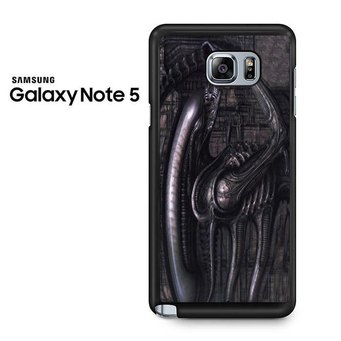 Giger's Alien Film Design 20th Century Fox Samsung Galaxy Note 5 Case