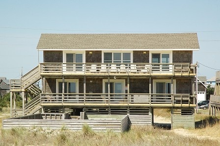 Sea Peck - my favorite house in Rodanthe, Outer Banks, North Carolina