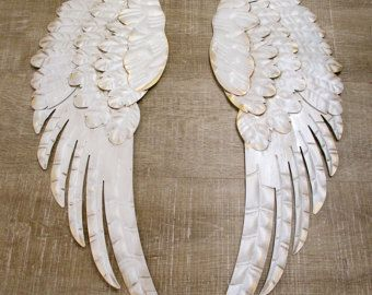 Wooden Angel Wings Wall Decor best 20+ angel wings wall decor ideas on pinterest | angel wings