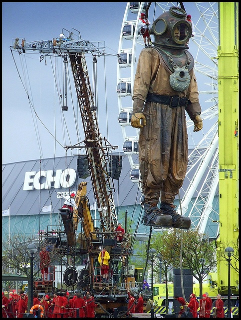 Sea Odyssey Liverpool 2012 - By Cassini2008 Flicker
