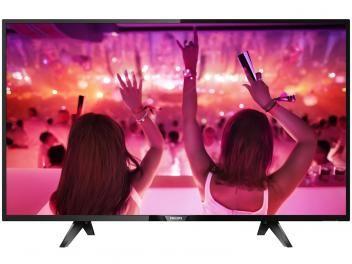 """Smart TV LED 43"""" Philips Série 5102 - Conversor Digital 2 USB 3 HDMI - Com as melhores condições você encontra no Magazine Shopspremium. Confira!"""