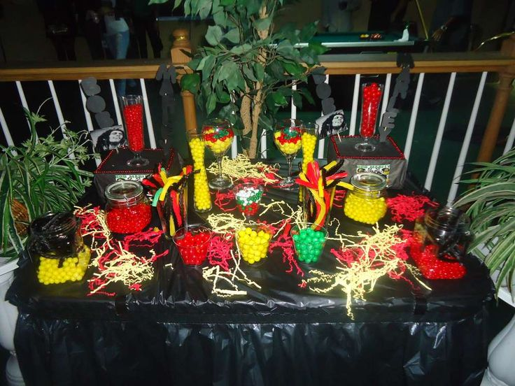 17 Best Images About Jamaican Themed Party On Pinterest: 17 Best Images About Reggae Birthday Bash On Pinterest