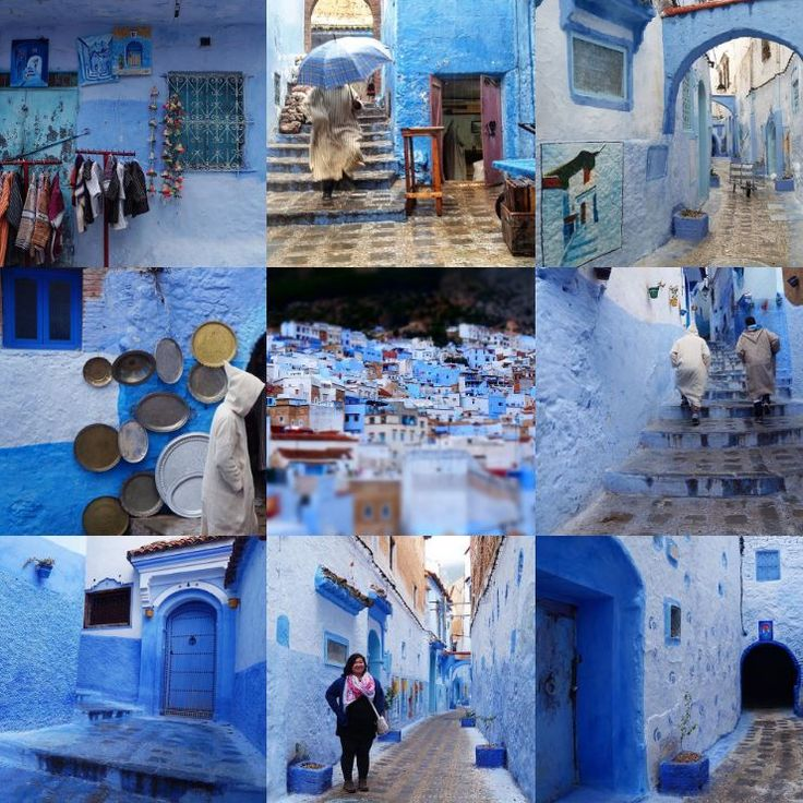 Get lost... and enjoy the charm of Chefchaouen! #travel #chefchaouen #morocco