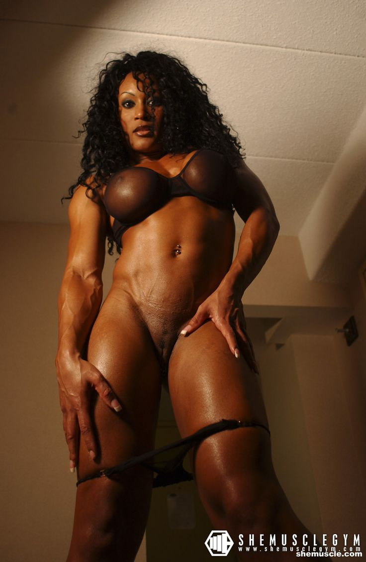 naked black women athlete