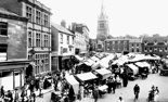 Photo of The Market 1922, Kettering
