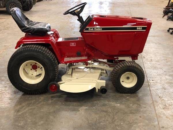 International Garden Tractor Vintage Tractors Lawn Tractor