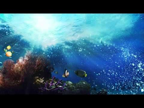 "ASMR Stress Relief Relaxing Music with Underwater Binaural Nature Ocean Sounds ""ABYSS"". Use this Soothing Healing Music as Deep Meditation Music, Yoga Music,..."