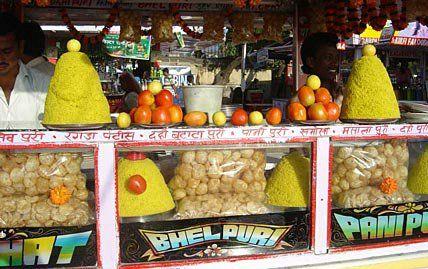 #Bhelpuri #Mumbai #Street #Food #India #ekPlate #ekplatebhelpuri