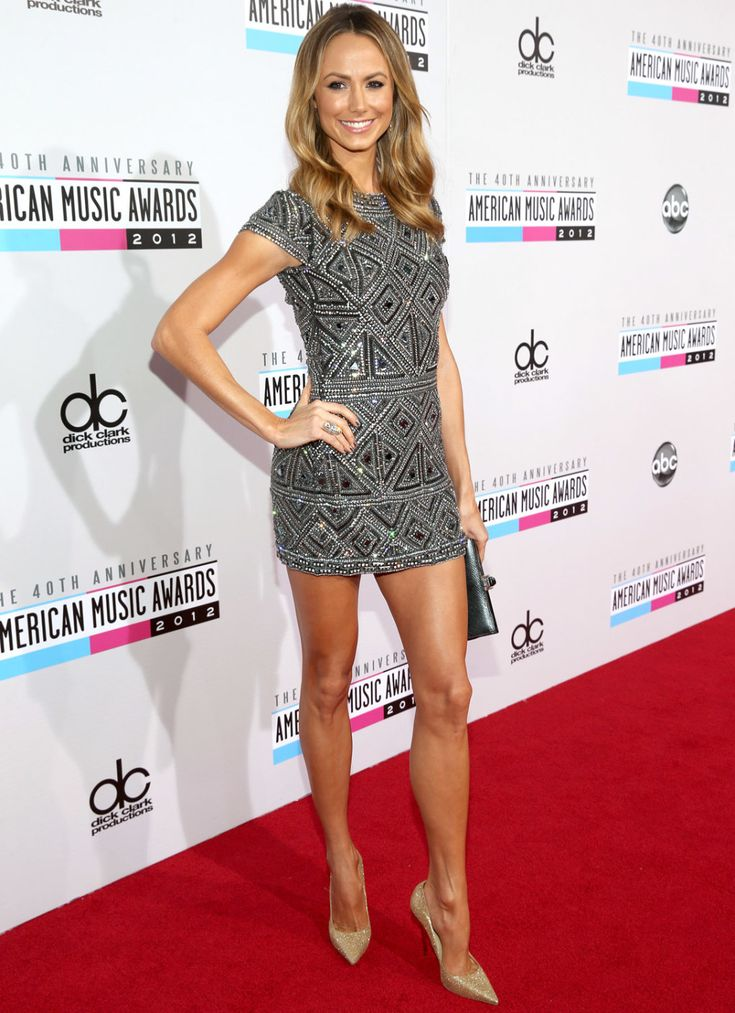 Stacy Keibler is stunning