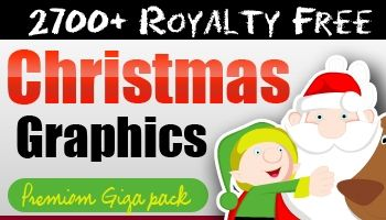 2700+ Christmas Vectors and Graphics