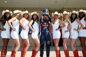 Formula 1 Says Goodbye to the Grid Girls - Whiskey Tango Foxtrot