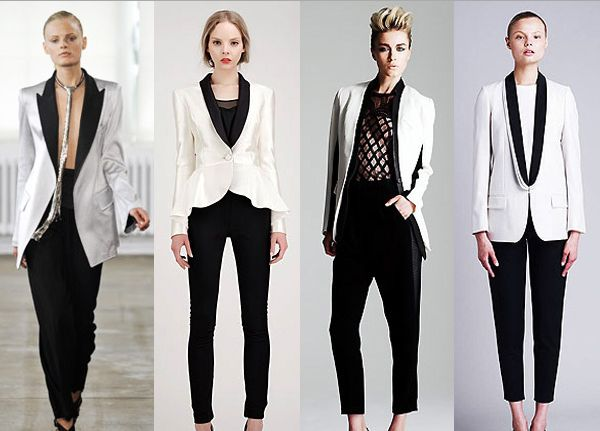 Il #blazer, uno di quei capi che non potranno mai mancare nell'armadio di una donna!