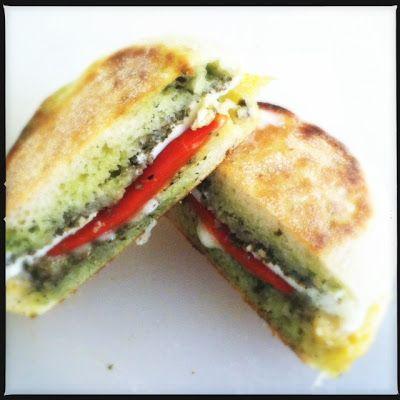 breakfast sandwich made with hamilton beach breakfast sandwich maker