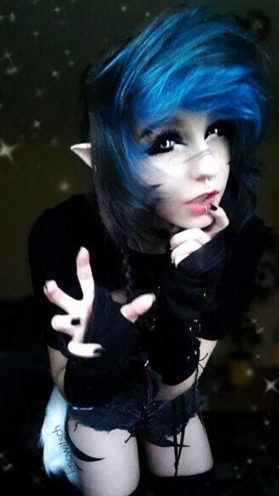 Best 25 Emo Girl Clothes Ideas On Pinterest Emo Girl