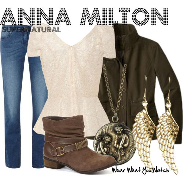 """Anna Milton"" by kerogenki on Polyvore"
