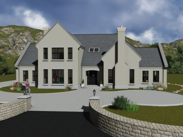Irish House Plans, buy house plans online, Irelands online house design service