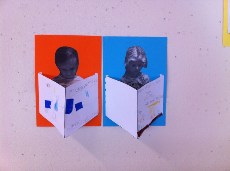 Ik lees mijn lievelingsboek. Kinderboekenweek 2013 KBW