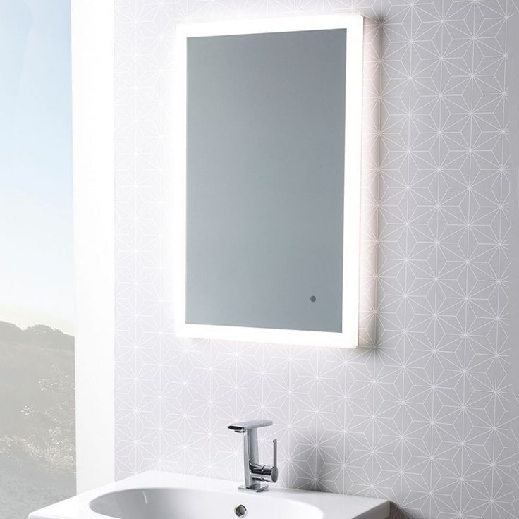 Images Of Roper Rhodes LED Illuminated Oracle Mirror x mm