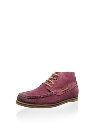 66% OFF Florsheim Men's Tienomite Mid Boat Shoe (Dark Cherry)